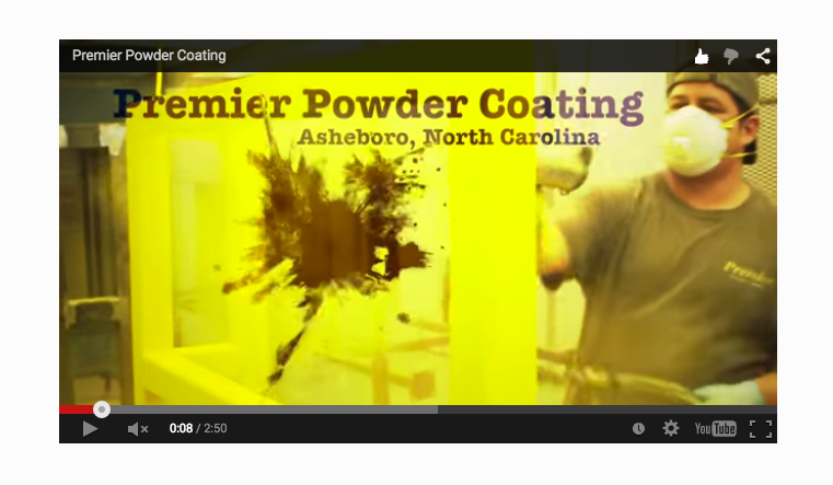 Powder Coating Video