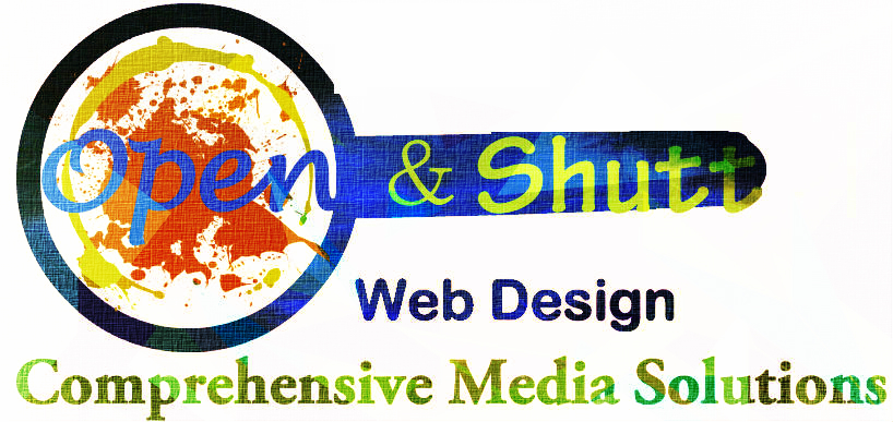 Open And Shutt Web Design