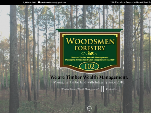 Woodsmen Forestry